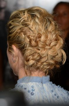 Brittany Snow's Intricate Plaits - Enchanting Braided Looks From Our Favorite Celebrities  - Photos
