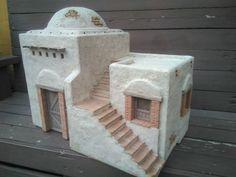 Miniature Houses, Xmas, Christmas, Bird Houses, Cribs, Nativity, Ikea Catalogue, Scenery, Cat Logo