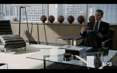 Harvey Specter Office