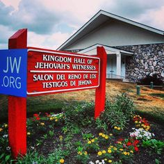 Kingdom Hall in New Jersey, USA. Photo shared by @i_am_nikon_d40