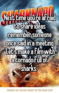 Sharknado ideas