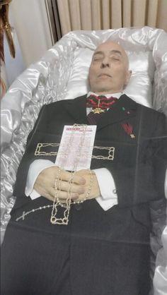 Il Commendatore Silvio Cavazzoli