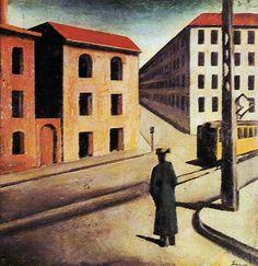 Mario Sironi (1885 – 1961) Metafisica urbana