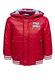 lief! lifestyle SS18 zomercollectie 2018 zomerjas jongensjas rood bomberjack stoer jas