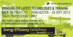 Energy Efficiency Exhibition Book your bed and breakfast Now! www.ivymountguesthouse.com