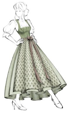 Sewing Ideas, Sewing Patterns, Models, Ballet Skirt, Disney Princess, Skirts, Dresses, Fashion, Dirndl Blouse