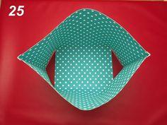 Fler BLOG | U Ajky / Šití pro začátečníky - košíček Vide Poche, Couture, Blog, Athletic, Jackets, Bento, Ideas, Fashion, Handmade Crafts