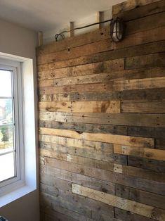 Wood Interior Walls, Interior Cladding, Exterior Wall Cladding, Rustic Wood Walls, Wooden Walls, Rustic Desk, Rustic Office, Exterior Doors, Rustic Chair