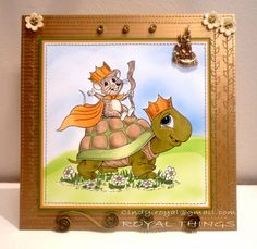 Royalty by csroyal - Cards and Paper Crafts at Splitcoaststampers