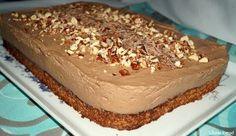 Orange Mousse, Cake Recipes, Dessert Recipes, Frozen Yoghurt, Cake Cookies, Amazing Cakes, Cheesecake, Deserts, Good Food
