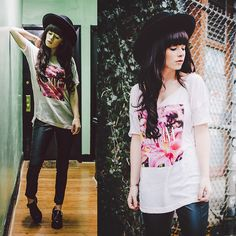 Trunk Ltd Nirvana Tee, Topshop Pants, Bc Footwear Shoes - COME AS YOU ARE. - Rachel-Marie Iwanyszyn