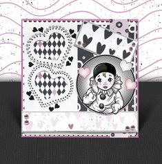 Pretty, Cards, Children, Red, Map, Playing Cards, Maps