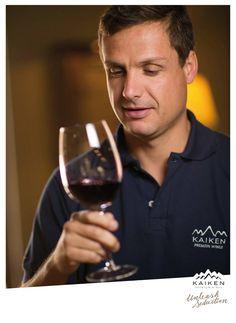 Get to know #wine from #Argentina with Aurelio Montes Jr, Winemaker at Kaiken.