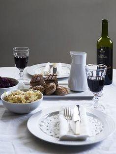 Ribbemidag med vin Velvet