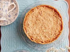 Twee neefs se pynappel-yskastert Quick Dessert Recipes, Tart Recipes, Cheesecake Recipes, Milktart Recipe, South African Recipes, Africa Recipes, Peppermint Crisp, African Dessert, Milk Tart