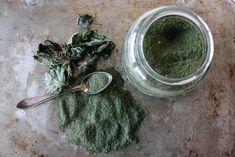 Nässelpulver är rena vitamininjektionen.