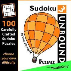 Sudoku Unbound #3 (Kindle Edition)  http://www.rereq.com/prod.php?p=B00792K944  B00792K944