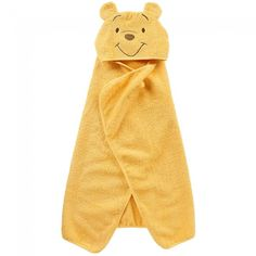 Winnie The Pooh Deluxe Hooded Towel    Tips for your baby's bath time #BabyCenterBlog