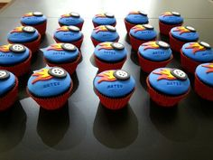 Cupcakes Hot Wheels Más