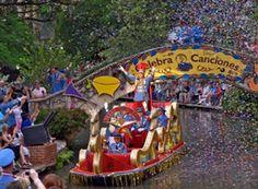 Fiesta San Antonio Mid April