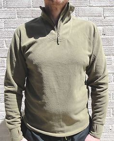#british army combat #fleece thermal undershirt pcs hunting paintball #fishing ,  View more on the LINK: http://www.zeppy.io/product/gb/2/151322544778/