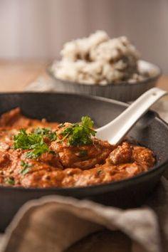 Ein aromatisches Anfängergericht aus der indischen Küche ...