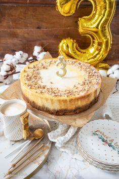 Sernik marciński - jeszcze lepszy od rogali - Madame Edith Tiramisu, Camembert Cheese, Cheesecake, Cooking Recipes, Sweet, Ethnic Recipes, Food, Bakken, Cheesecake Cake