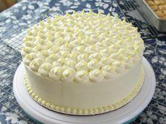 Waffle Cake, Marshmallow Creme, Sweet Pastries, Cavities, Vanilla Cake, Waffles, Breakfast Recipes, Lemon, Ice Cream