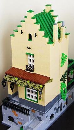 Wine Shop (Lego MOC) | Flickr - Photo Sharing!