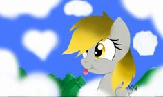 Derpy hooves by: Andy BVB