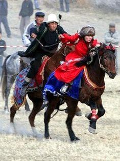 Kırgız Türkleri - Кыргыз түрктөрү (Kırgızistan) - Türk Asya - Asian Turkish, Тюрки России