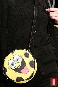 Moschino 2014-15 Fall/Winter - Spongebob bag