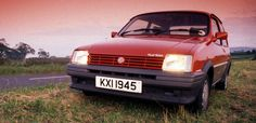Quintessentially British, the MG Metro Turbo Mk II, 1987
