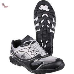 Chaussures de sécurité non-métalliques Amblers Steel FS46 pour femme (39  EUR) (Noir) - Chaussures amblers safety (*Partner-Link)   Pinterest
