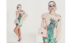Lady Liberty Sweater | DAISY IS ELECTRIC | Wild Fox Couture