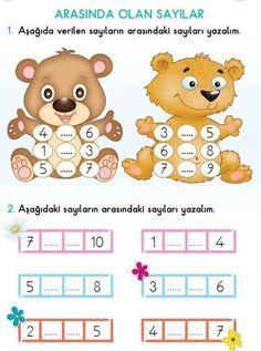 Kindergarten Worksheets, Word Search, Activities, Words, Number, Initials