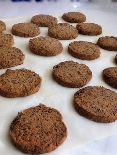 Galletas con Chía Cupcakes, Sweet And Salty, Healthy Habits, Healthy Cooking, Banana Bread, Bakery, Food And Drink, Cookies, Desserts