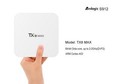 3GB DDR4 16GB TX8 Max Amlogic S912 Octa Core Android 6.0 TV BOX 2.4/5G Dual WIFI Bluetooth KODI 1000M LAN 4K H.265 Media Player-in Set-top Boxes from Consumer Electronics on Aliexpress.com | Alibaba Group