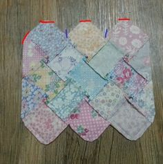 [공유] 17조각 파우치 - 과정샷 : 네이버 블로그 Zipper Pouch, Cosmetic Bag, Lana, Purses And Bags, Projects To Try, Quilts, Sewing, Crochet, Patterns