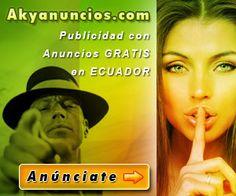 Akyanuncios.com - Publicidad con anuncios gratis en Ecuador
