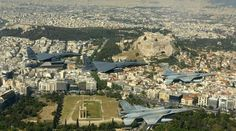 Karavanas The Blog: Πτήσεις μαχητικών πάνω από την Ακρόπολη!