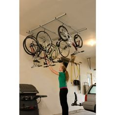 Gearup Steadyrack Swivel Wall Mount Bike Rack Bike