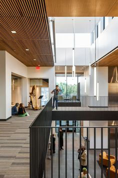 Firm: HGA Architects and Engineers, Minneapolis. Project: Macalester College – Janet Wallace Fine Arts Center, St. Paul, Minn.