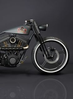 The King Bobber by Andrea Censi, via Behance