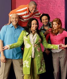 That's So Raven - This was one of my favorite T.V. shows when I was growing up.