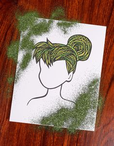 Zentangle Pixie Dust by ZenspireDesigns on Etsy