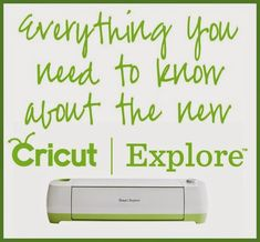 Around the Block with scrapalette: Finally ~ A User Manual for the Cricut Explore!...You ask for it, Provo Craft made it! Find the User Manual for the Cricut Explore HERE!