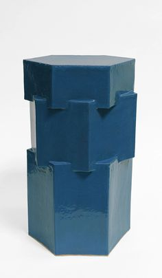 B Zippy Tall Triple Tier Ceramic Side Table – Spartan Shop Glazed Ceramic, Stoneware, Teal, Ceramics, Occasional Tables, Side Tables, Living Room, Coffee, Shop