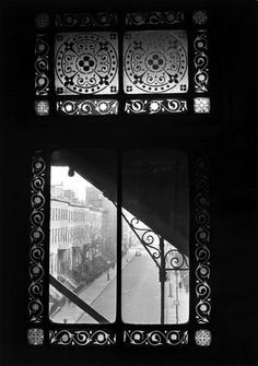 Arnold Eagle, 18th Street Station Window, 1936