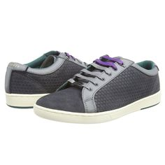 68a932218c0a10 Ted Baker Men s Slowne Suede Sneaker Grey